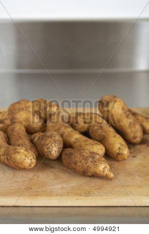 Fresh Produce, Potatoes
