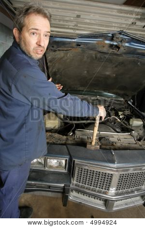 Confused Mechanic