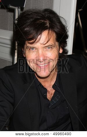 LOS ANGELES - AUG 24:  Michael Damian at the Young & Restless Fan Club Dinner at the Universal Sheraton Hotel on August 24, 2013 in Los Angeles, CA