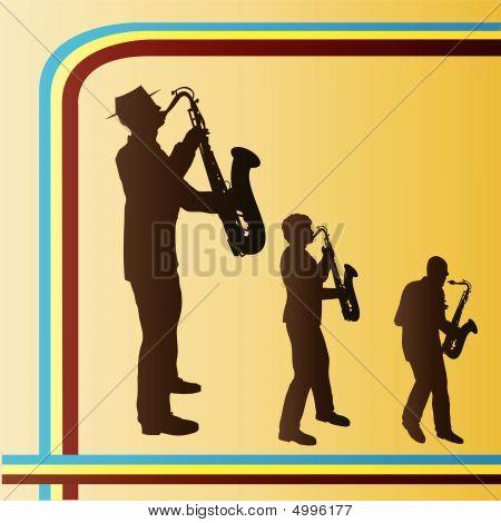 Retro Sax Trio