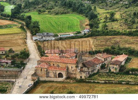 Convento De Vadillo, Em Fr�as