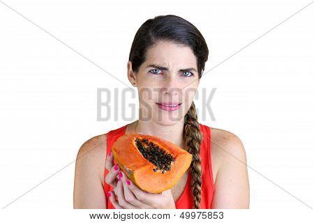 Rotten Papaya