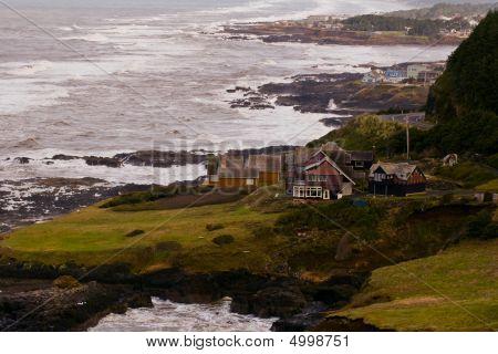 Pacific Coast Shorline Homes