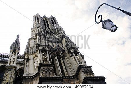 Gothic Cathedral, Rheims