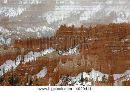 Fantasy Castles In Bryce Canyon