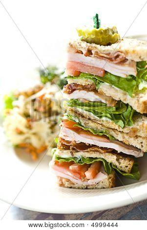 Club sanduíche