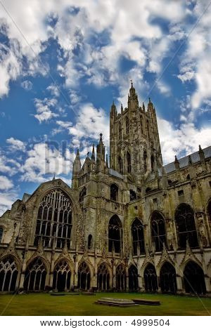 Canterbury Cathedral - Norman Architectural Masterpiece