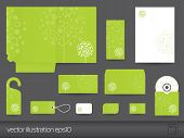 image of letterhead  - Stationery design template - JPG