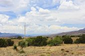 image of leopold  - A Scenic View from the Aldo Leopold Vista Picnic Area New Mexico - JPG