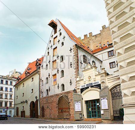 The Old Riga