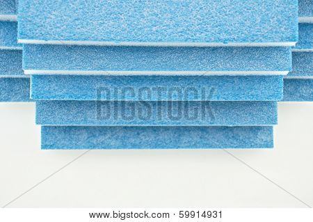 Solid Sponge Shockproof Staircase Background