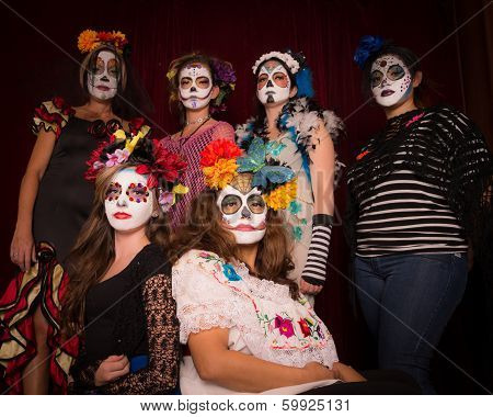 Day Of The Dead Models