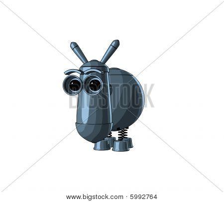 Watching donkey