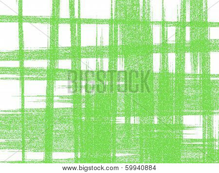 Light-green Roughly Woven Pattern2 On White Background
