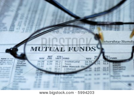 Focus on mutual fund and other money investing