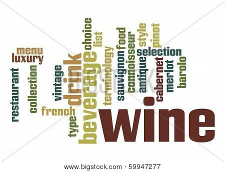 Wine Word Cloud