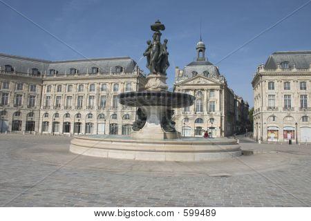 Bordeaux History Town