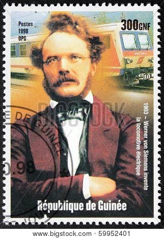 Siemens Stamp