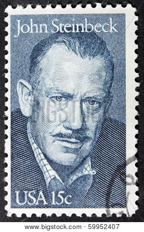 John Steinbeck Stamp