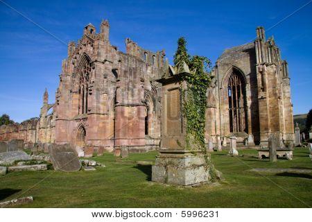 Abadia de Melrose 1