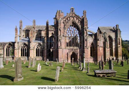 Abadia de Melrose 4