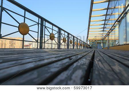 Bogdan Khmelnitsky (Kievsky) Pedestrian Bridge