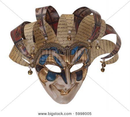 Harlequin Mask