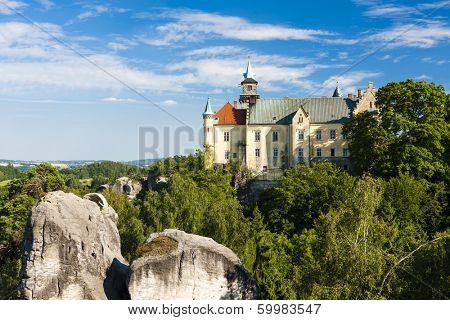 castle Hruba Skala, Czech Republic
