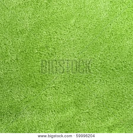 Soft Sage Green Micro Fleece Background Square