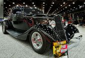 1934 Ford Coupe Interpretation