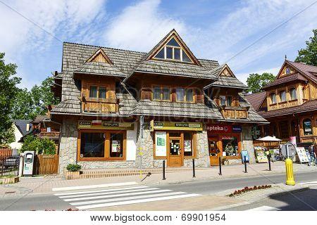 Building, Regional Architecture Style, Zakopane