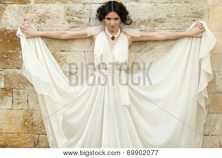 The White Bat Woman