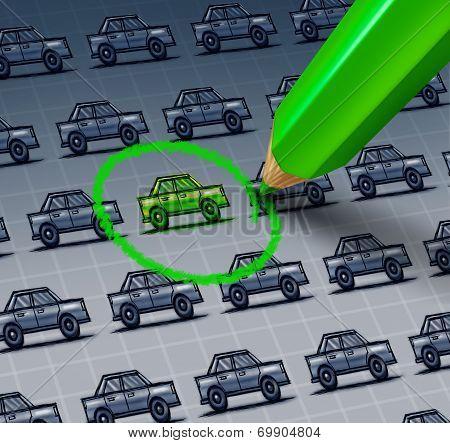 Green Car Choice