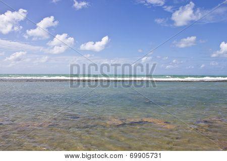 Porto de Galinhas beach - Pernambuco - Brazil