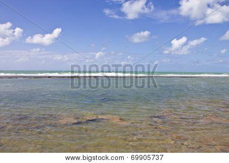 Porto de Galinhas beach