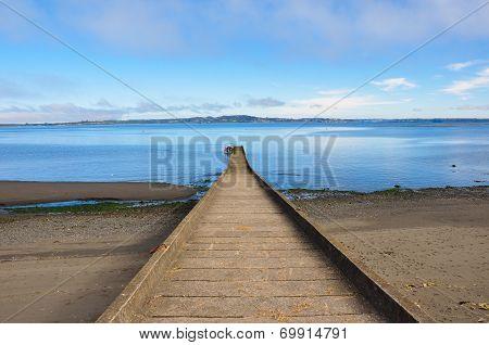 Infinity Dock, Chiloé Island, Chile
