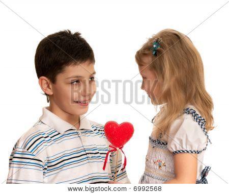 My First Valentine