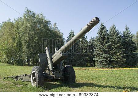 Gun.Historical monuments