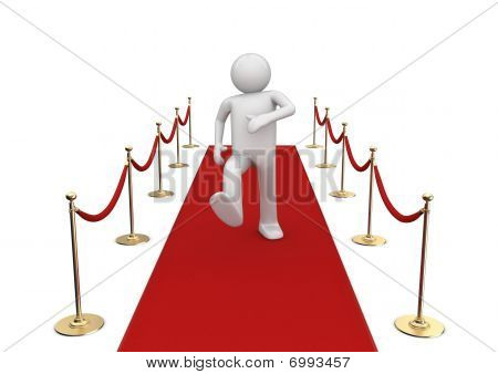 Red Carpet Walker