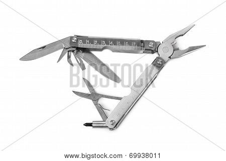 Steel Multitool