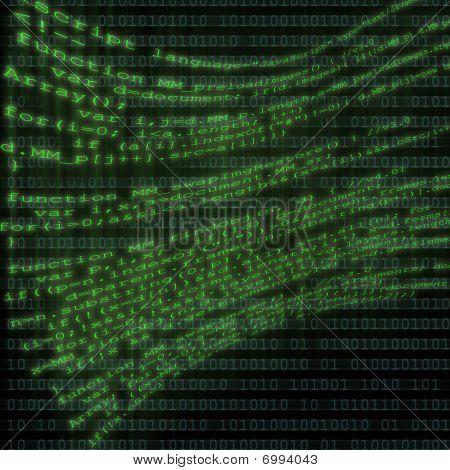 Java Script Computer Code