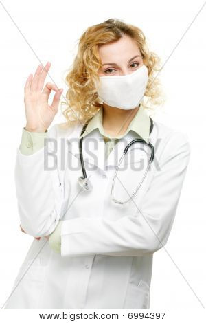 Doctor Warns