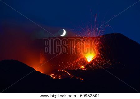 Volcano Etna, Sicily, Italy 2014