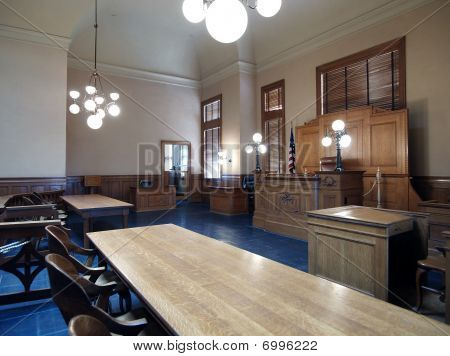 County Court Tables