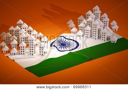 Indian real-estate development