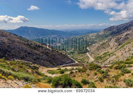 Puerto Del Pico View