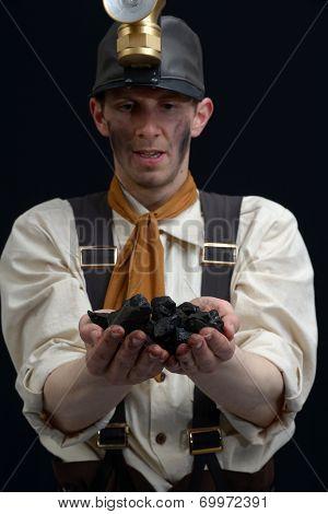 Handfuls Of Coal