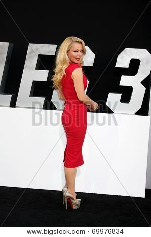 LOS ANGELES - AUG 11:  Charlotte Ross at the