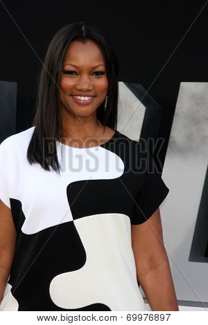 LOS ANGELES - AUG 11:  Carcelle Beauvais at the
