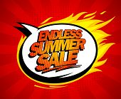 picture of fiery  - Endless summer sale pop - JPG